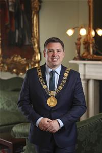 Lord Mayor Paul Mc Auliffe